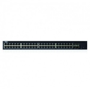 Dell Networking X1052 Smart Web Managed Switch (48x1GbE and 4x10GbE SFP+ ports) (210-AEIO)