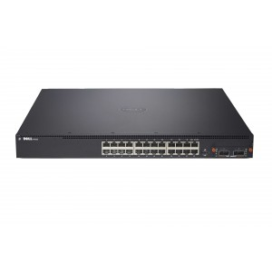 Dell Networking N4032F Switch - 24 Ports - Managed - Rack-mountable