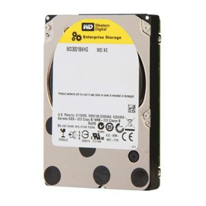 WD XE Series 300GB Enterprise Hard Drives - 300GB SAS 6Gbps
