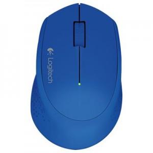 Logitech 910-004290 M280 Blue Cordless Mouse