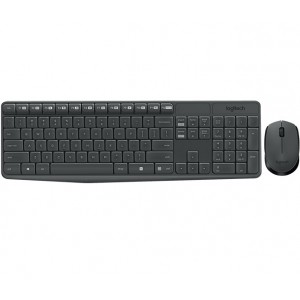 Logitech 920-007931 MK235 Wireless Keyboard and Mouse Combo