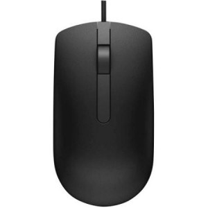 Dell Optical Mouse-MS116 - Black