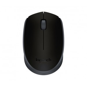 Logitech 910-004424 Wireless Mouse M171 Black
