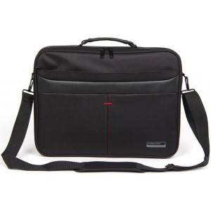 """Kingsons Corporate Series K8444W-A 15.6"""" Shoulder Bag - Black"""