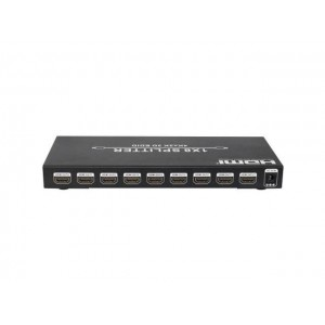 1-8 HDMI 4K SPLITTER WITH EDID HDV-9818