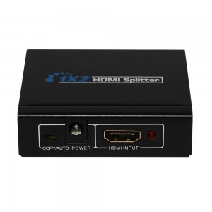 HDCVT 1-2 HDMI 4K SPLITTER WITH EDID HDV-9812