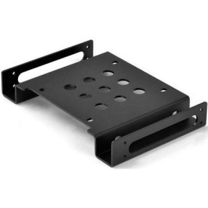 Orico 5.25' to 2.5 and 3.5' Aluminum HDD Bracket (AC52535-1S-V1-BK)