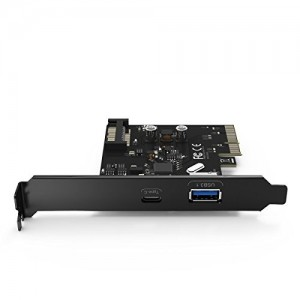 Orico 2 Port USB3.1 plus Type-C PCI-E Express Card (PA31-AC)