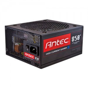 Antec HCG M 850W 80 Plus Bronze PSU (HCG-850M EC)