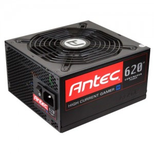 Antec HCG 620W 80 Plus Bronze PSU (HCG-620M GB)