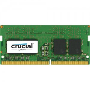 Crucial 4GB DDR4 SO-DIMM Notebook Memory Module (CT4G4SFS824A)