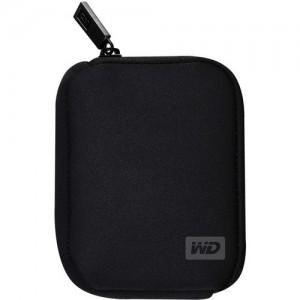 WD MyPassport 2.5' Carry Case Black