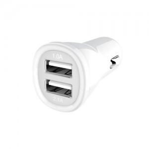 Kanex 2 Port 3.4A USB Car Charger (KCLA2PT34V2)
