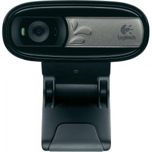 Logitech 960-001066 Webcam-USB - 640 x 480 Video Calling - 1024 x 768 Video Capture - 5 megapixels Photos
