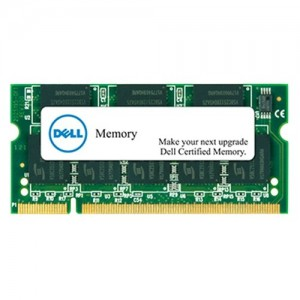 Dell 4 GB 1Rx8 SODIMM 2133MHz Certified Replacement Memory Module DDR4 for Select Dell Systems