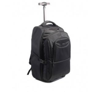 "Kingsons 15.6"" Laptop Business Bag Wheeled School Backpack K8380W"