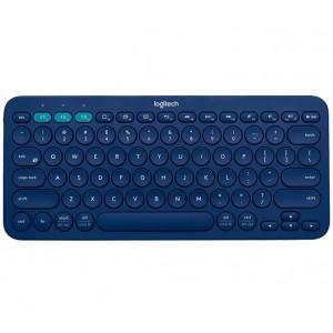 Logitech 920-007583 K380 Multi Device Bluetooth Keyboard-Blue