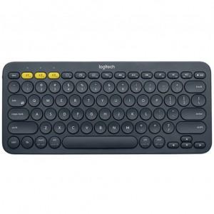 Logitech 920-007582 K380 Compact Multi-Device Bluetooth Keyboard (Black)