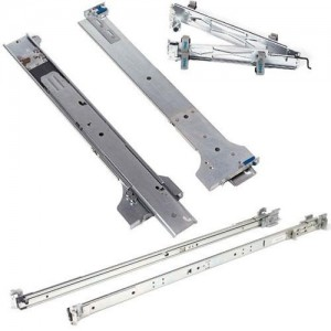 Dell ReadyRails 1U Static Rails for 2/4-Post Racks,CusKit