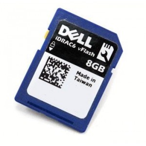 Dell VFlash, 8GB SD Card for iDRAC Enterprise
