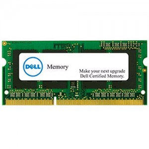 Dell 8 GB Certified DDR4 2RX8 SO-DIMM 2133MHz Memory Module for Select Dell Systems