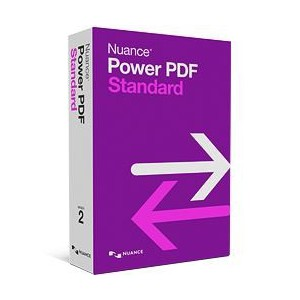 Nuance Power PDF 2 Standard (Create, Convert, Edit)