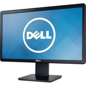 "Dell E2016H, 19.5"" LED, VGA, DisplayPort 1.2 (1600x900) Black, 3Yr Basic with Advanced Exchange"