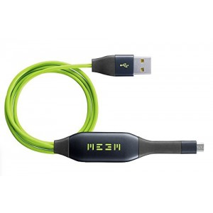 MEEM Memory Cable - Charging & Automatic Back-Up for Android Smartphone (16GB)