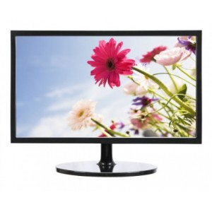 "Mecer 19.5"" 16 x 9 TFT LED Wide Monitor (A2055H), 1600 x 900 W/VGA + HDMI & Built-in Speakers - Black"