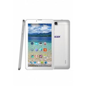 """Mecer Xpress Smartlife 7"""" A720 Android 5.1 Phablet SoFIA 3G-R Quad Core DualSim 1GB/8GB/3G/Folio/White"""