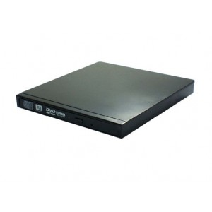 SLIM EXTERNAL USB2.0 SLIM SUPERMULTI DVDRW