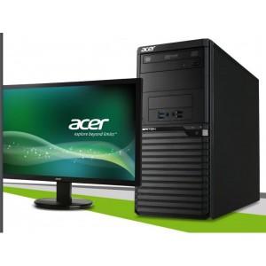 "Acer Veriton VM2632G Pentium Desktop + 21.5"" Monitor Bundle (DL.VLUEA.032)"