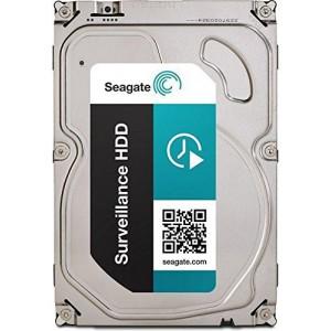 Seagate Surveillance HDD 1TB Serial ATA 600 (6Gbps)