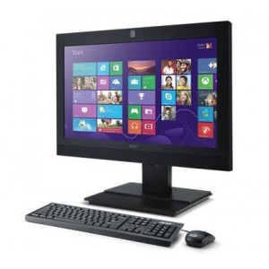 "Acer Veriton AIO VZ4710G 21.5"" Full HD LED Non-Touch Pentium All in One Desktop Computer (DQ.VM8EA.013)"