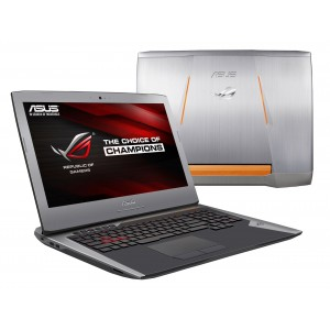 Asus 17.3'' FHD/ i7-6700HQ/ 16GB/ 1TB/ GTX970 3GB/ Windows 10