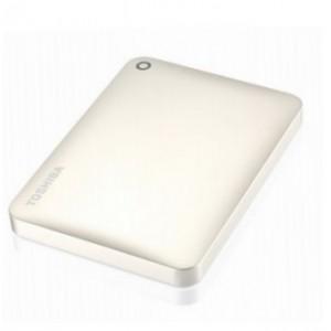 "Toshiba HDTC820EC3A Canvio Connect II 2TB USB 3.0 Gold 2.5"" External Hard Drive (HDD)"