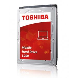 "Toshiba HDWJ105EZSTA L200 2.5"" 500GB 5400rpm Mobile Internal Hard Disk Drive (HDD)"