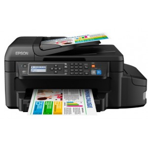 Epson L655 20ppm A4 All in One (Multifunction) Inkjet Printer