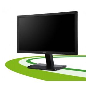 Acer LED 50cm 19.5'' W VA200HQb 5ms 100M:1 ACM 200nits LED S.Africa EMEA MPRII Black Acer EcoDisplay