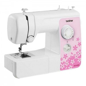 Brother AS1430 Sewing Machine (Pink)