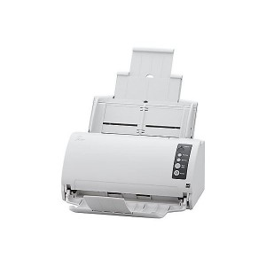 28ppm / 56 ipm duplex A4 document scanner. Includes PaperStream IP/ PaperStream Capture/ ScanSnap Manager for fi-series and 12 m