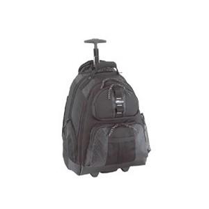 """Targus TSB700 15.4"""" Rolling Backpack, In-line Skate Wheels"""