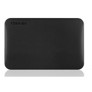 """Toshiba HDTP210EK3AA Canvio Ready 2.5"""" 1TB Black External Hard Drive (HDD)"""