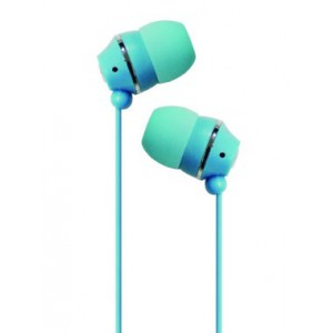 Jivo Jellies - Noise Isolating Earphones - Blue