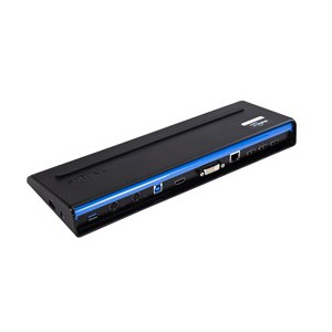 Targus ACP71EU USB3.0 SuperSpeed Dual Video Docking Station with Power