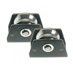 Centurion V-Profile Gate Wheel Kit 60mm