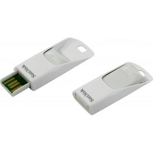 SanDisk Cruzer Edge EURO 2016 USB Flash Drive 32 Gb White SDCZ51-032G-E35WG