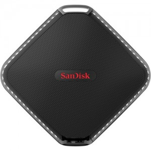 SanDisk SDSSDEXT-120G-G25 120GB Extreme 500 Portable Solid State Drive (SSD)