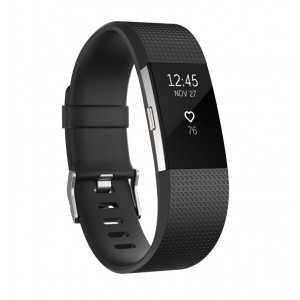 Fitbit Charge 2 Black - Small