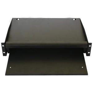 Linkbasic 19-inch Rack Mount Sliding Keyboard Tray(CAB-KEY)
